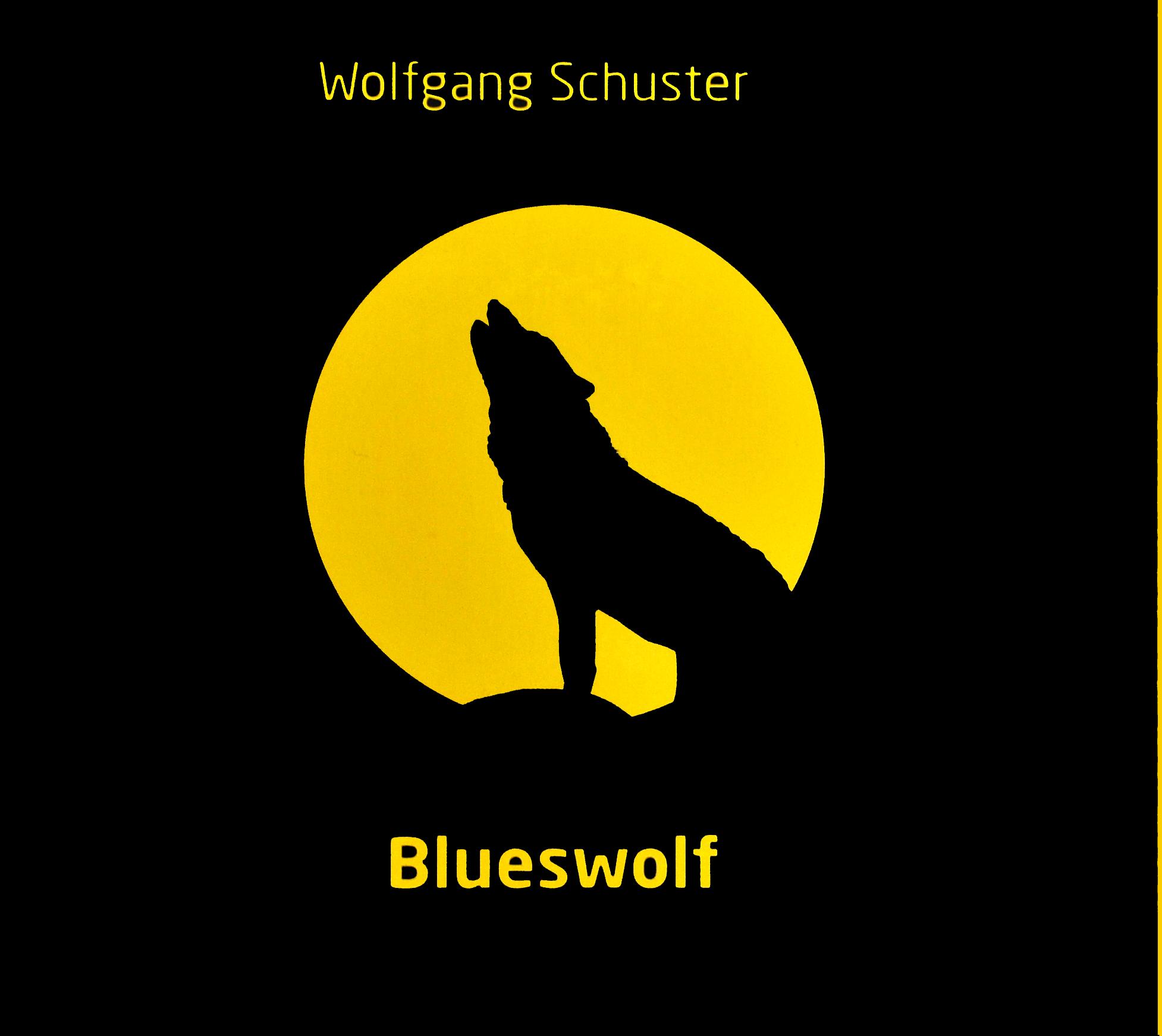 Blueswolf, Wolfgang Schuster, 12 Tracks - 2015